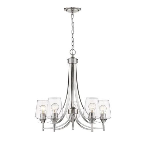 Z-Lite Joliet 5 Light Chandelier