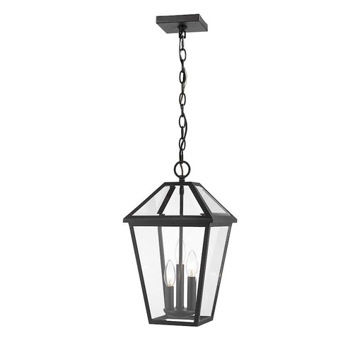 Z-Lite Talbot 3 Light Outdoor Chain Mount Fixture