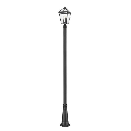 Z-Lite Talbot 3 Light Post Mounted Fixture