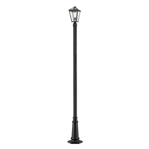 Z-Lite Talbot 1 Light Outdoor Post Mount Fixture