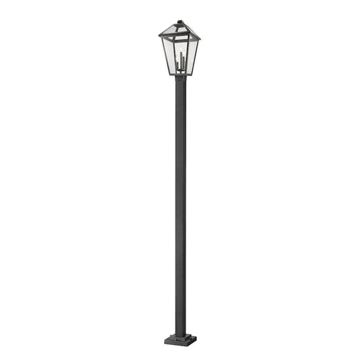 Z-Lite Talbot 3 Light Outdoor Post Mount Fixture