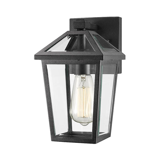Z-Lite Talbot 1 Light Outdoor Small Sconce