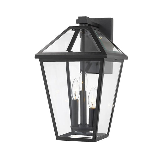 Z-Lite Talbot 3 Light Large Outdoor Wall Sconce