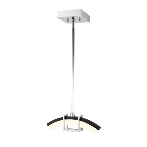 Z-Lite Arc 1 Light Island/Billiard, Chrome