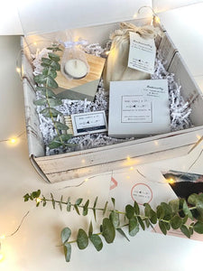 Moni Candle & Co. Holiday Gift Box