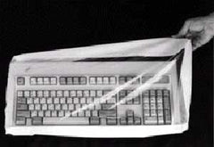 Keyboard Skin Disposable Throw Away Protection Cover
