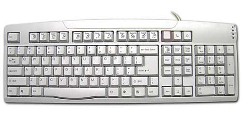 USB 107 Key Keyboard