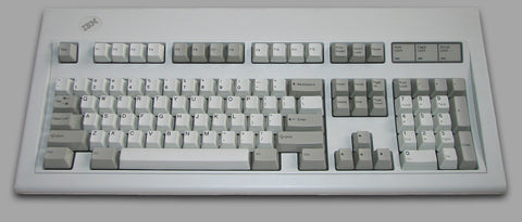 "IBM Model M ""Clicky"" Keyboard - The Classic  *** LIMITED QUANTITY ***"