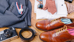 11 Must Have Men's Leather Accessories