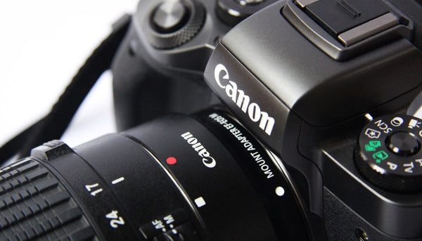 Canon EOS M50 Mark II Overview
