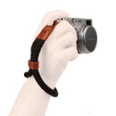 MegaGear Cotton Wrist and Neck Strap for SLR, DSLR Cameras - Security for All Cameras