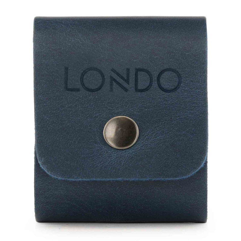 Londo Genuine Leather Case Compatible with Apple Airpods