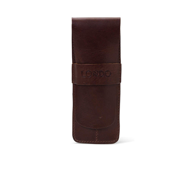 londo-top-grain-leather-pen-and-pencil-case-with-tuck-in-flap-two-compartment-brown