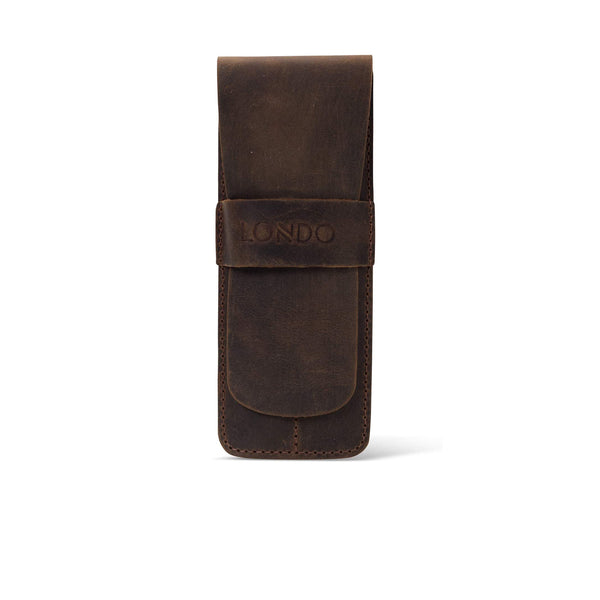 londo-top-grain-leather-pen-and-pencil-case-with-tuck-in-flap-two-compartment-mink