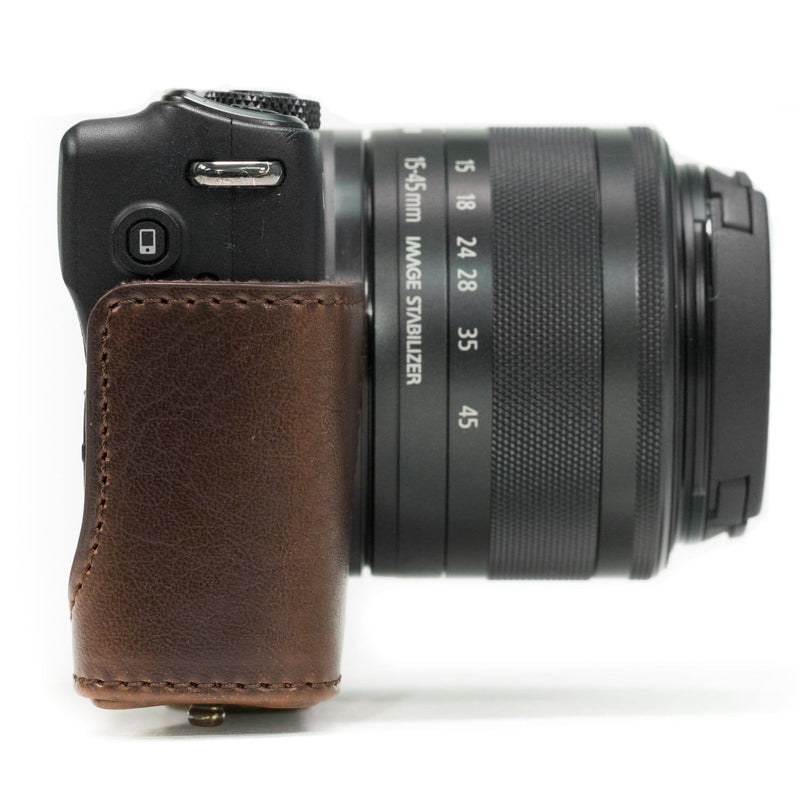 MegaGear Canon EOS M10 Ever Ready Leather Camera Case with
