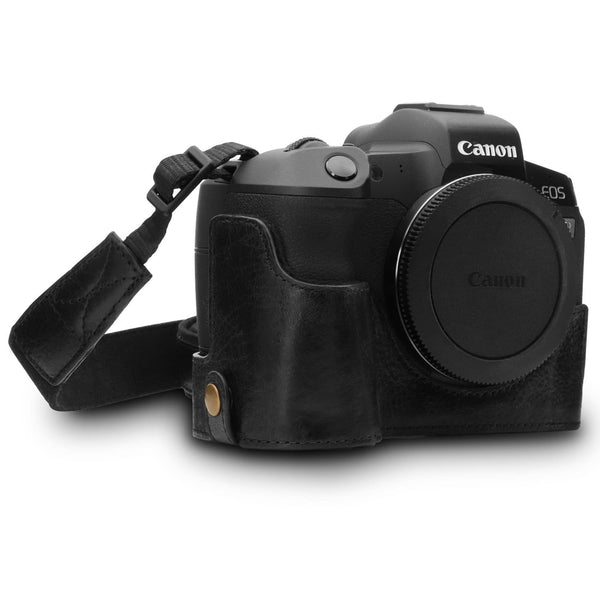 MegaGear Canon EOS Ra R Ever Ready Genuine Leather Camera