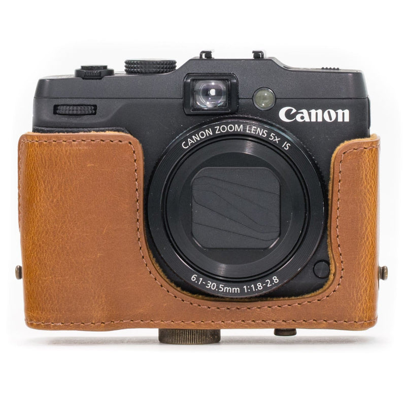 MegaGear Canon PowerShot G16 with Zoom Lens Ever Ready
