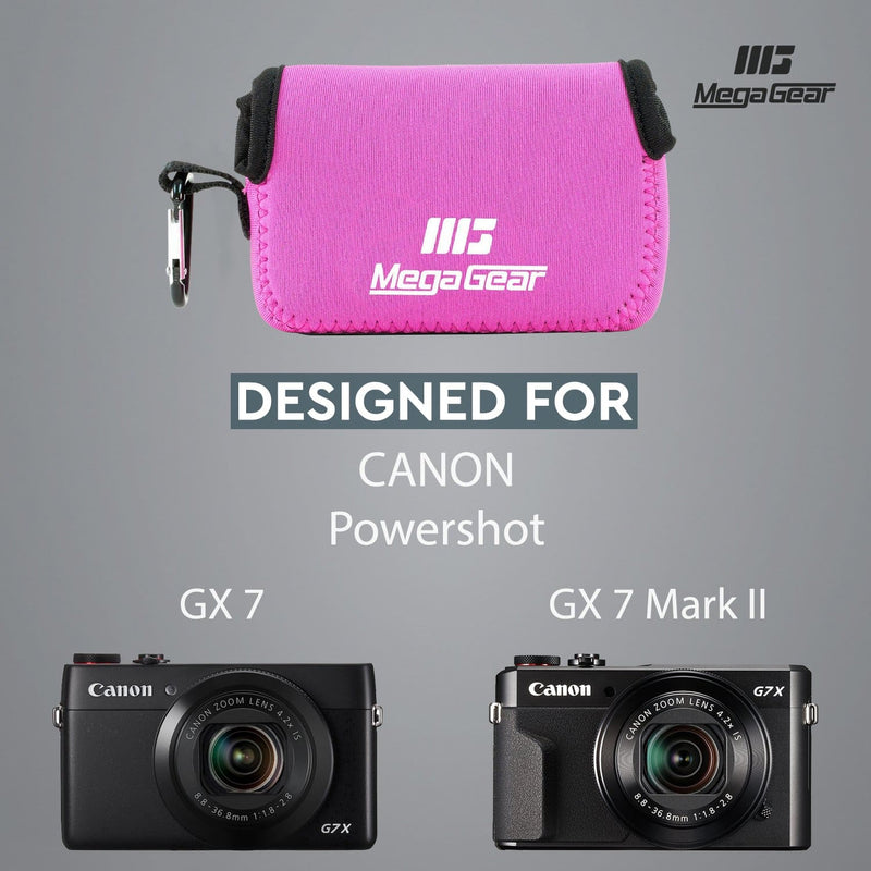 MegaGear Canon PowerShot G7 X Mark III II Ultra Light