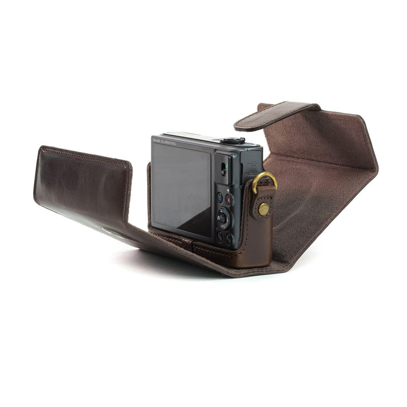 MegaGear Canon PowerShot G9 X Mark II Ever Ready Leather