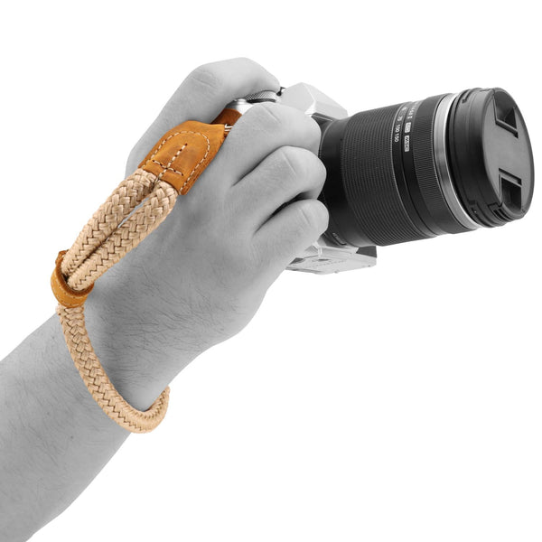 MegaGear Cotton Wrist and Neck Strap for SLR DSLR Cameras -