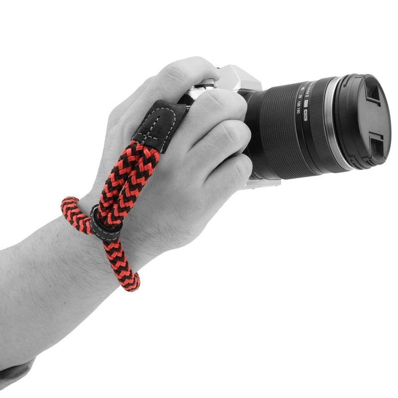 MegaGear Cotton Wrist and Neck Strap for SLR DSLR Cameras