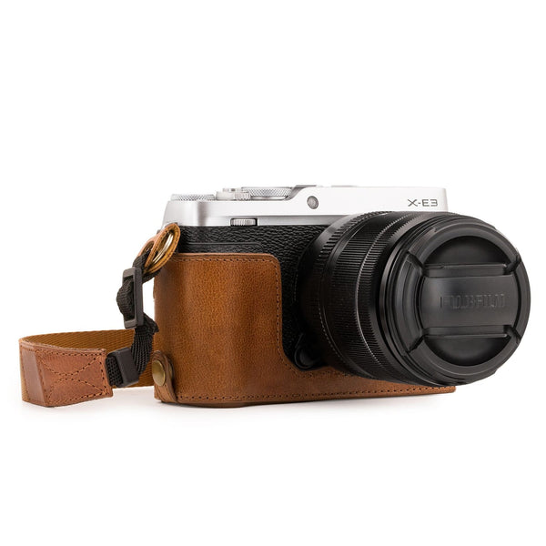 MegaGear Fujifilm X-E3 Ever Ready Genuine Leather Camera