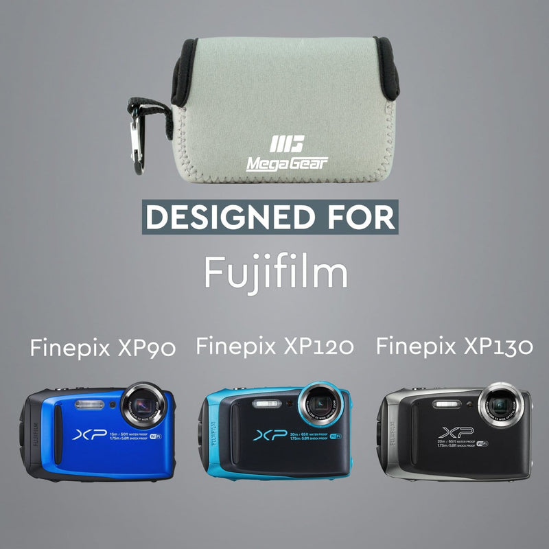MegaGear Fujifilm FinePix XP140 XP130 XP120 XP90 Ultra Light