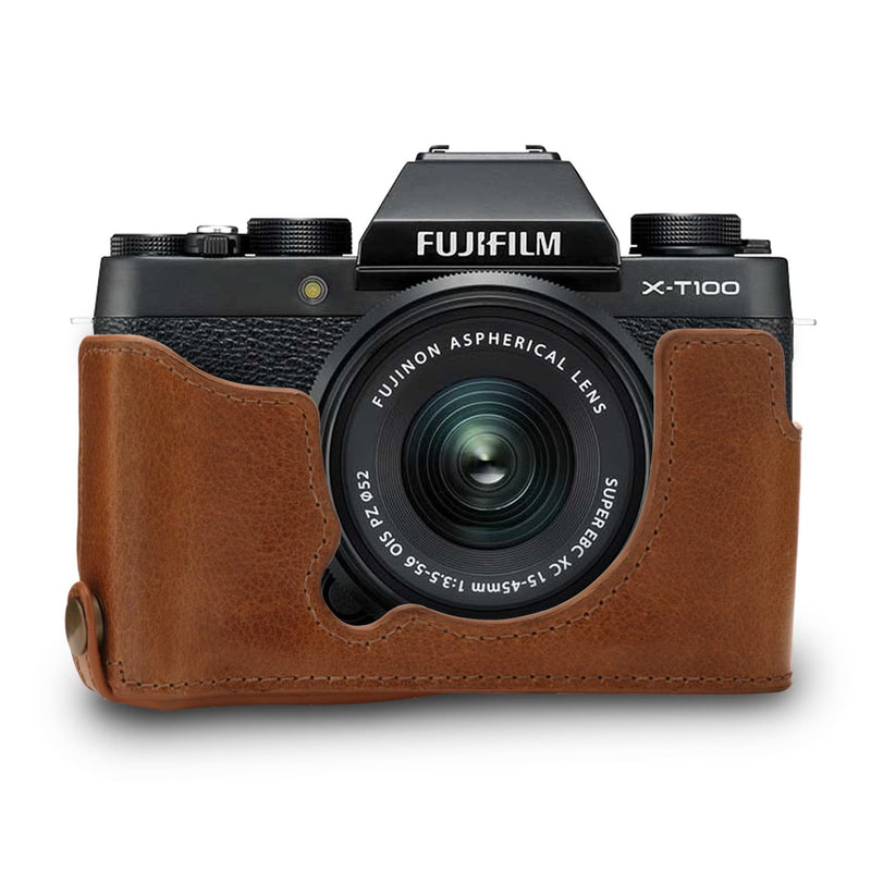 MegaGear Fujifilm X-T100 (15-45mm) Ever Ready Genuine