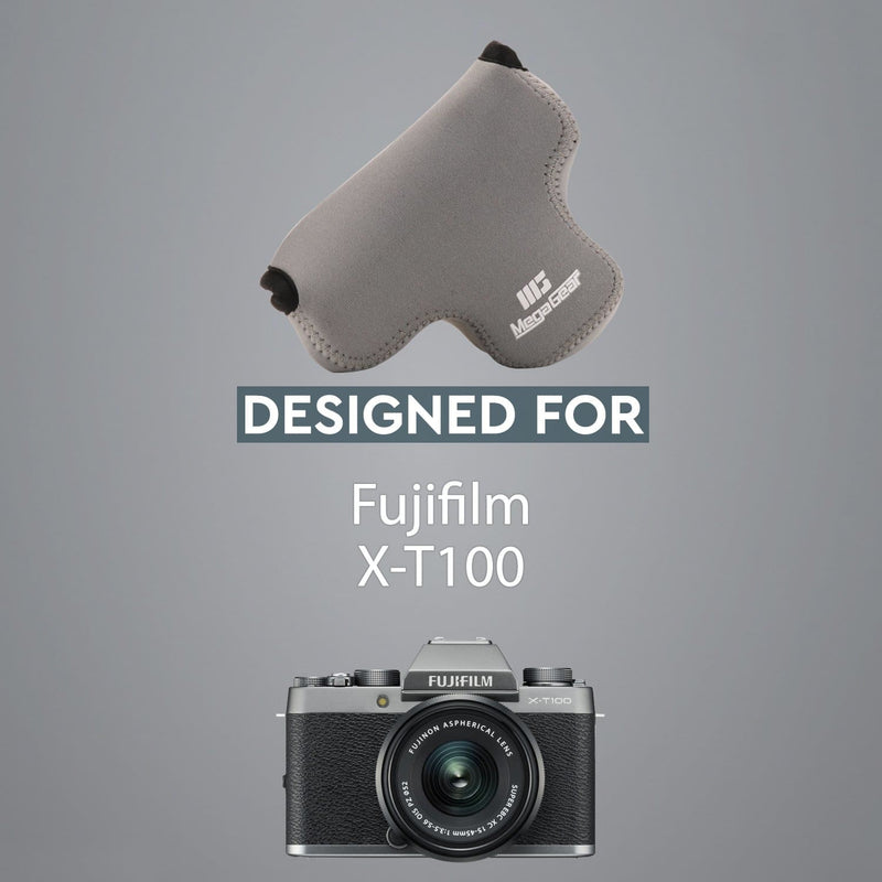 MegaGear Fujifilm X-T100 (15-45mm) Ultra Light Neoprene