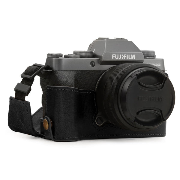 MegaGear Fujifilm X-T200 Ever Ready Genuine Leather Camera
