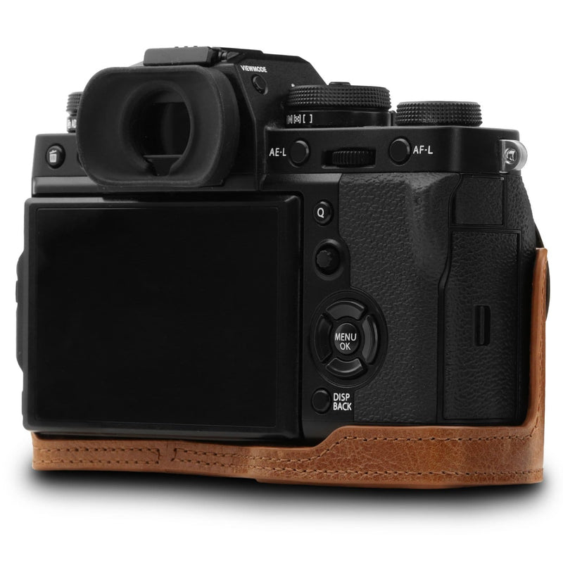 MegaGear Fujifilm X-T3 Ever Ready Genuine Leather Camera