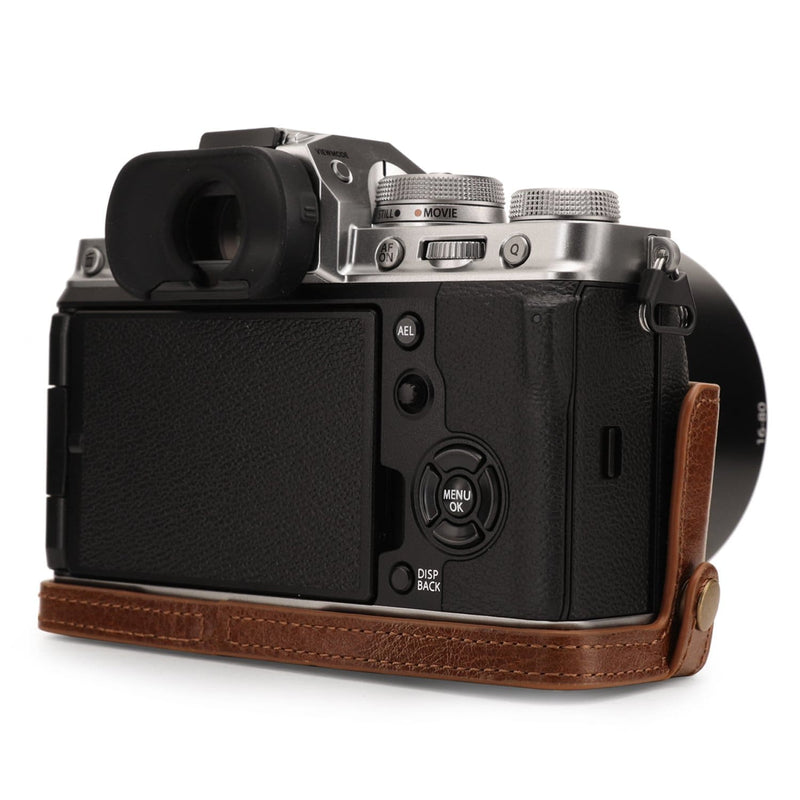 MegaGear Fujifilm X-T4 Ever Ready Genuine Leather Camera
