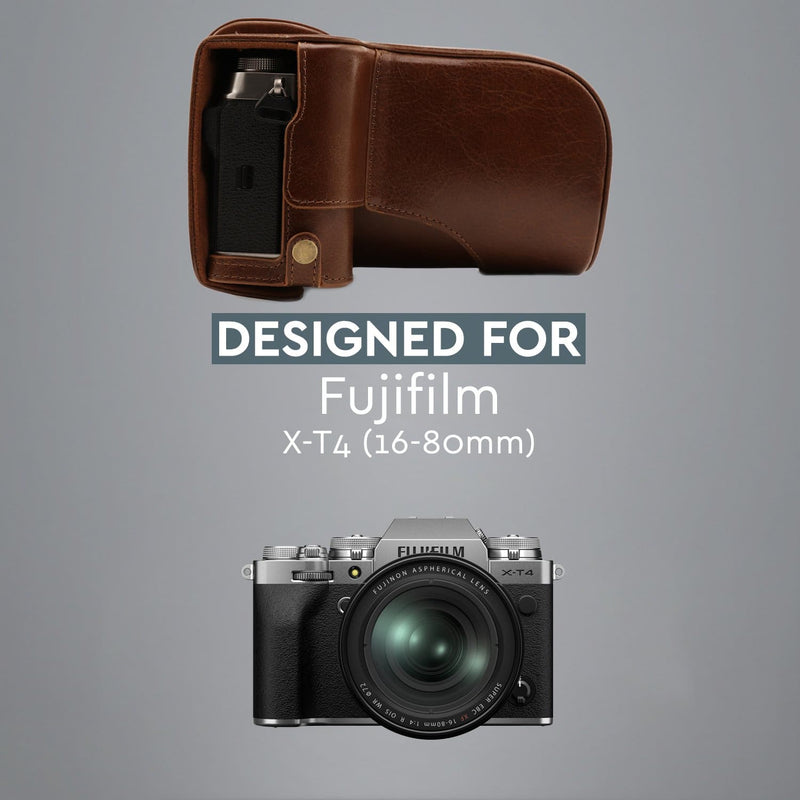 MegaGear Fujifilm X-T4 (XF16-80mm) Ever Ready Genuine