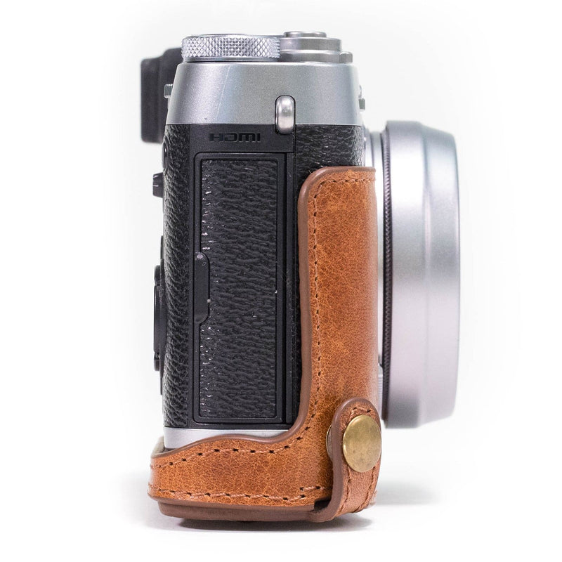 MegaGear Fujifilm X100F Ever Ready Genuine Leather Camera