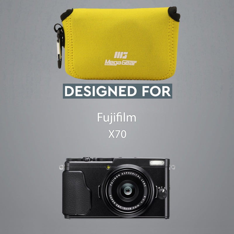 MegaGear Fujifilm X70 Ultra Light Neoprene Camera Case
