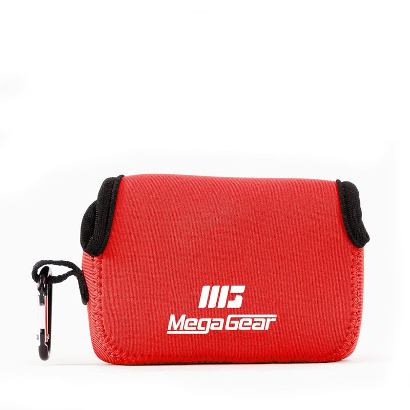 MegaGear Fujifilm X70 Ultra Light Neoprene Camera Case - Red