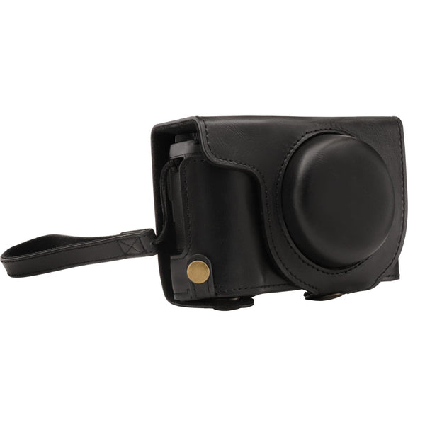 MegaGear Fujifilm XF10 Ever Ready Leather Camera Case and