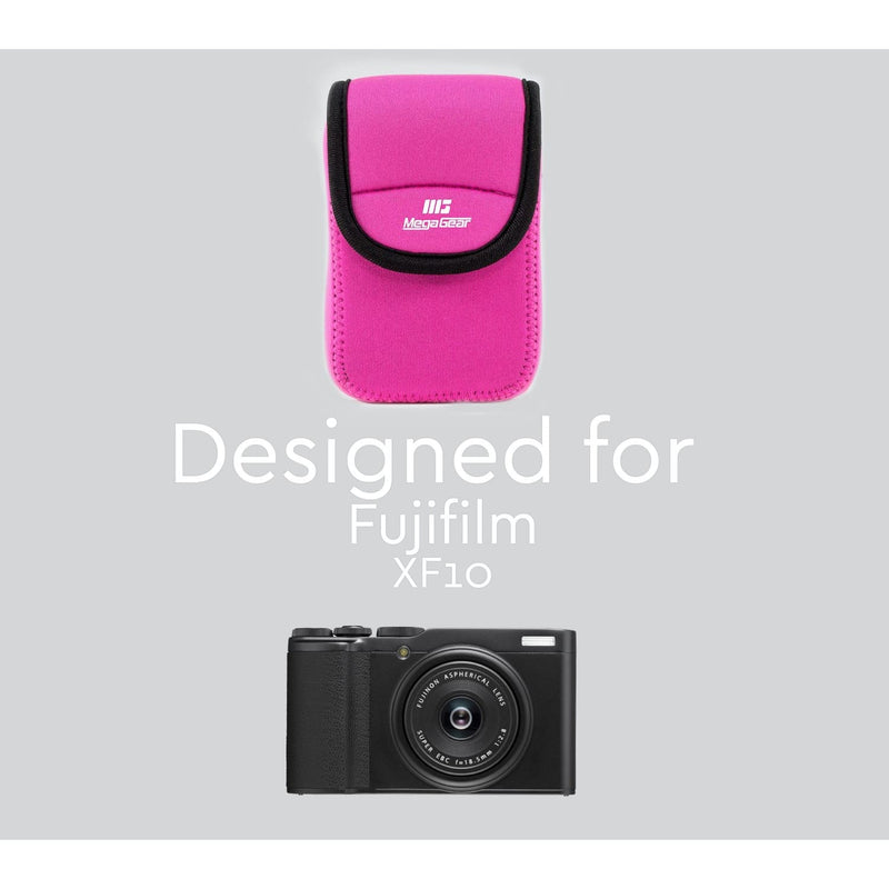 MegaGear Fujifilm XF10 Ultra Light Neoprene Camera Case