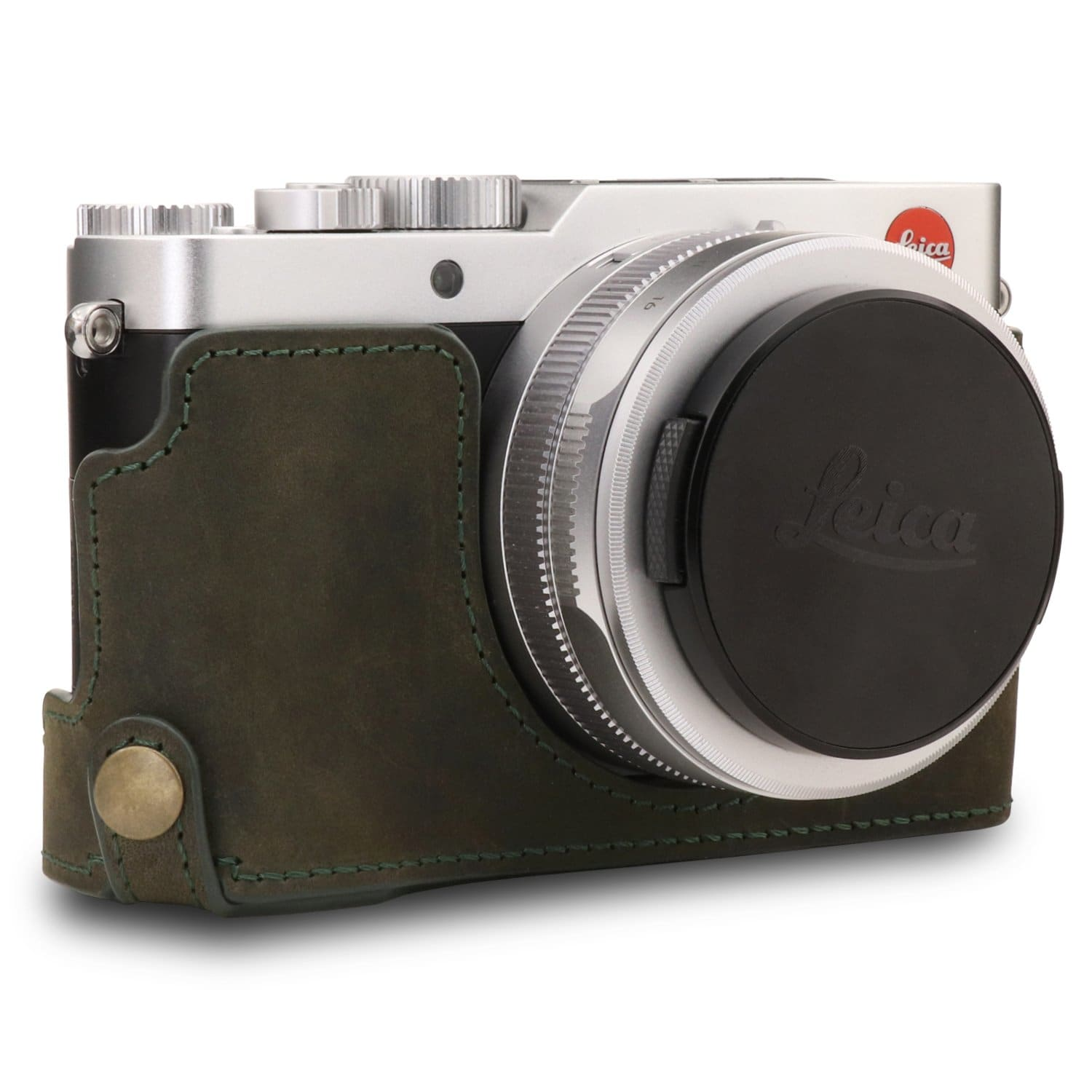 Black Neoprene Zip-Locked Camera Carry Case for LEICA D-LUX M EDITION 60 X