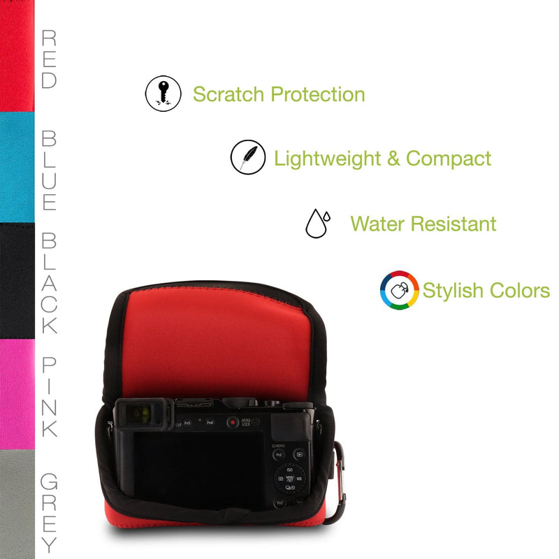 MegaGear Leica D-Lux 7 Ultra Light Neoprene Camera Case