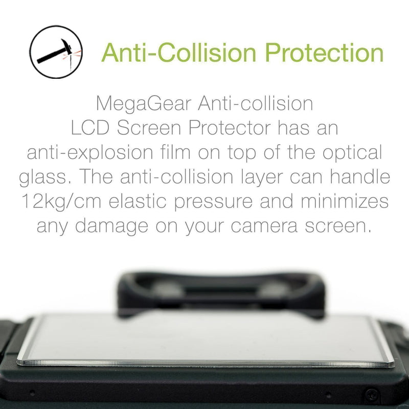 MegaGear Leica C Typ 112 Camera LCD Optical Screen Protector