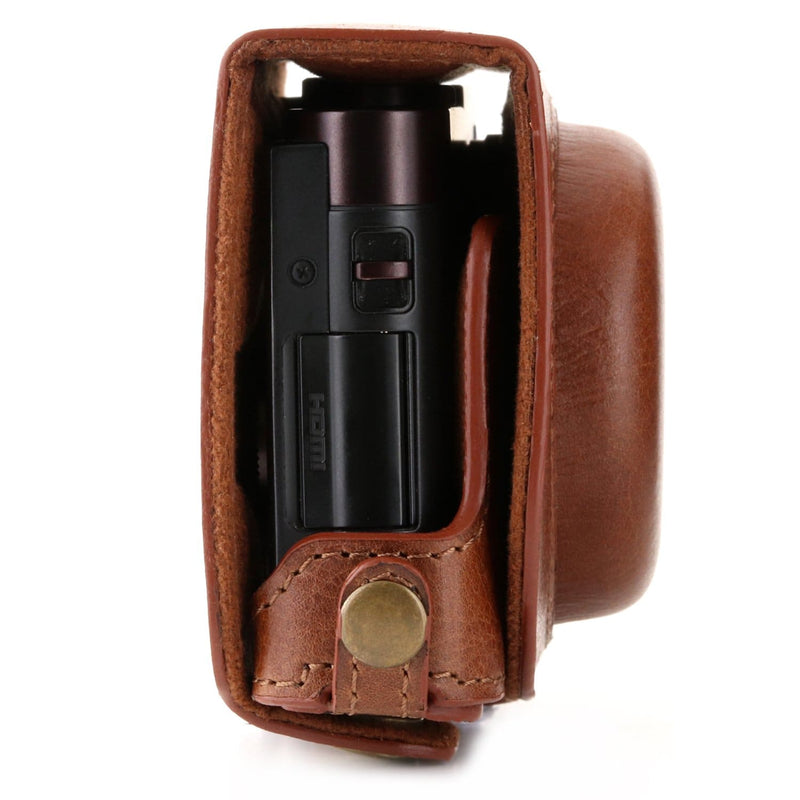 MegaGear Leica C Typ 112 Ever Ready Genuine Leather Camera