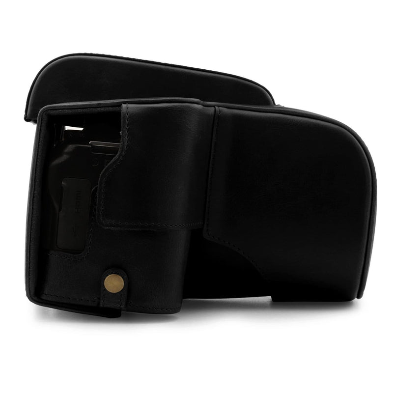 MegaGear Nikon Coolpix P950 Ever Ready Leather Camera Case -