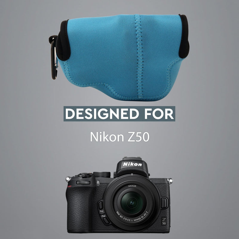 MegaGear Nikon Z50 (16-50mm) Ultra Light Neoprene Camera