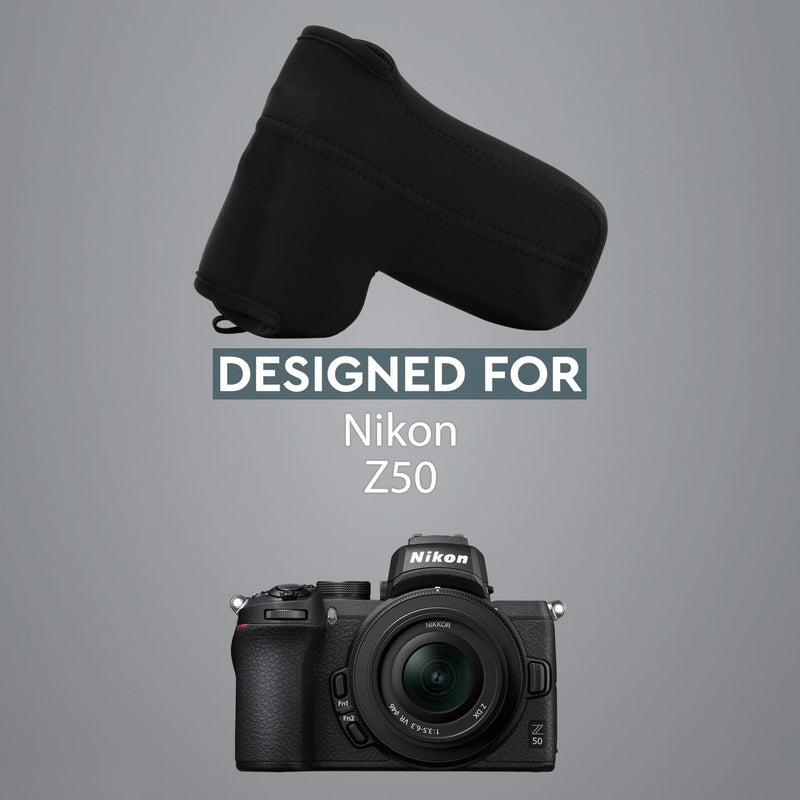 MegaGear Nikon Z50 (50-250mm) Ultra Light Neoprene Camera