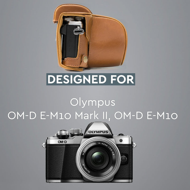 MegaGear Olympus OM-D E-M10 Mark II (14-42mm) Ever Ready