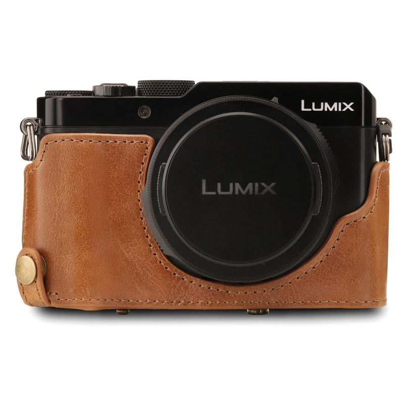MegaGear Panasonic Lumix DC-LX100 II Ever Ready Genuine