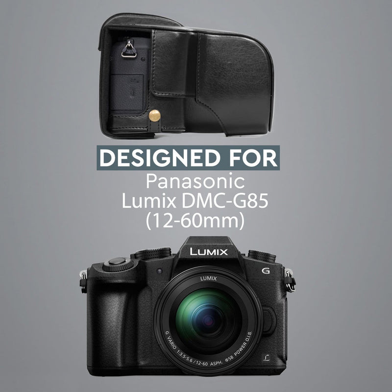 MegaGear Panasonic Lumix DMC-G85 G8 G80 G81 (12-60mm) Ever