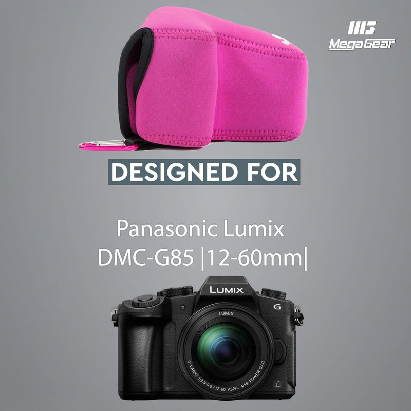 MegaGear Panasonic Lumix DMC-G85 G8 G80 G81 (12-60mm) Ultra