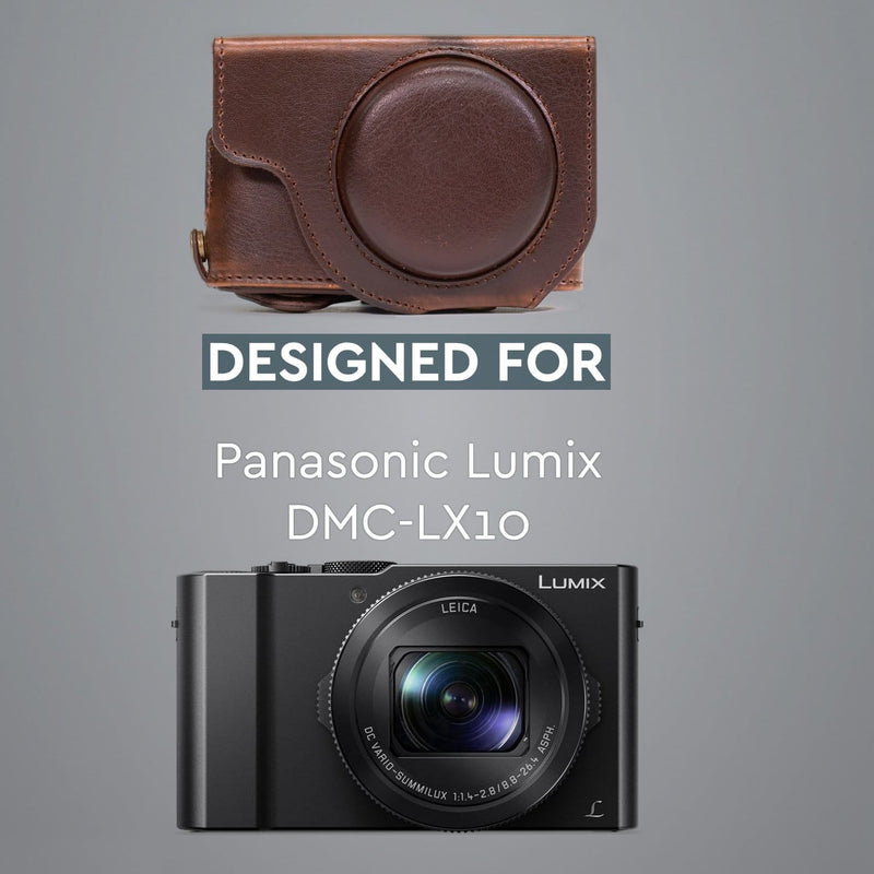 MegaGear Panasonic Lumix DMC-LX10 DMC-LX15 Ever Ready